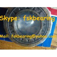 China Steel Cage Cylindrical Roller Bearings with Removable Inner Ring , C3 on sale
