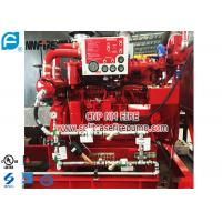 Buy cheap Holland Original DeMaas Fire Pump Diesel Engine 52KW With Low Speed , UL Listed from wholesalers