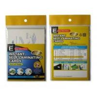 Buy cheap Instant self-laminating Cards product