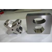 Buy cheap Accuracy Precision Mold Parts CNC Wire Cutting Process And Grinding Services product