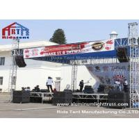 Quality Non - Toxic Aluminium Lighting Truss Rigging?Easy Install Waterproof PVC Cover for sale