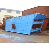 Buy cheap Export to Indonesia YZS1237 30t/h vibrating screen for less than 40mm mining ore size grading product