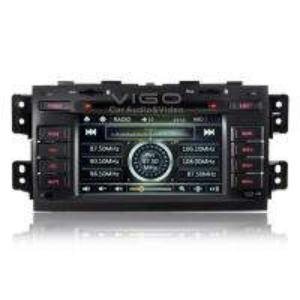 Buy cheap Car Multimedia Stereo Headunit Autoradio Kia Sat Nav Navigation for MOHAVE / BORREGO(2008-2011) VKB7633 product