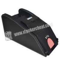 Buy cheap Customized Baccarat Poker Cheating Devices Black Color For Plastic Playing Cards product