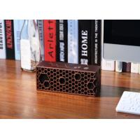 Buy cheap USB Charging Portable boombox bluetooth stereo speakers with CSR4.0 Hi - Fi sound product