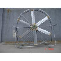 Replacement Aluminum Fan Blades : Industrial fan installation images of