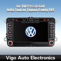Buy cheap VW Volkswagen Passat Golf Jetta In Car Multimedia Sat Nav Auto Radio VVW8806 product