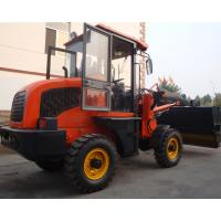 Buy cheap Hot Sale Wheel Loader With Sweeping tools product