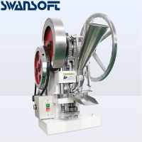 Buy cheap SWANSOFT TDP 5 Factory price Tablet pressing making machine with CE certification product