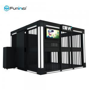 China Funin VR + Gun Hunting Simulator Arcade Game Machine For 4-5 Players on sale