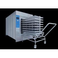 Buy cheap High Temperature Industrial Steam Sterilizer With LCD Display For Hospital Dressing product