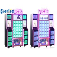 Buy cheap Coin Operated Lipstick Vending Machine With Amusement Video Game product
