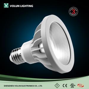 En la prenda impermeable 12W par30 de la venta IP65 E26/E27 pone de relieve la mazorca par30 llevada las luces de bulbo