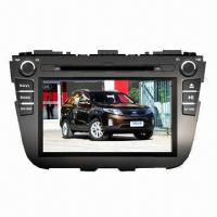 Buy cheap In-dash DVD Player for 2013 Kia sorento, Built-in GPS/Radio/iPod, Supports RDS and Steering Wheel? product