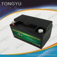 China Racing Lithium Ion LiFePO4 Starter Battery 12V 5AH 240A CCA One Year Warranty wholesale