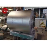 Buy cheap Cold Rolled Galvanized Steel Sheet / Zinc Coating Galvanized Steel Coil product