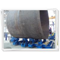 Buy cheap Wind Tower Used 1+1 Hydraulic Fit Up Rotator With 3 Axial Direction Adjustment product