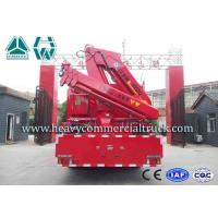 Buy cheap Red ISUZU Rescue Fire Fighting Truck For Oil Jetty , Fire Service Vehicles from wholesalers