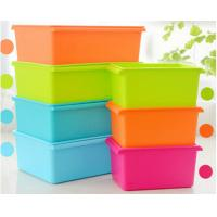cheap plastic storage box with lid for food tools clothes 102379164. Black Bedroom Furniture Sets. Home Design Ideas