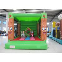 China Fireproof Materials Kids Jump House , Commercial Indoor Inflatable Bouncer 3 X 4m on sale