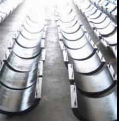 Buy cheap Алюминиевая морская вода систем катодной защиты от коррозии анода прокладывает трубопровод оффшорные структуры product