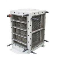 Buy cheap Thin Metal Sheets Blocked Plate Heat Exchanger Seaworthy Packing product