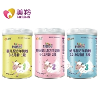 Buy cheap Baby Infant Instant Drying Sterilized Goat Milk Powder product