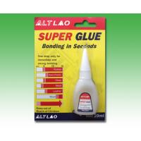 Buy cheap 20ml Cyanoacrylate Instant Super Glue High Performance for plastic product