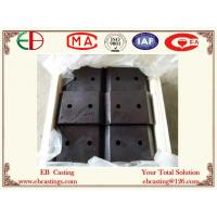 Buy cheap Ni-hard 4 Mixer Blade Parts with Lost Wax Process EB35012 product