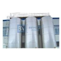 large outdoor storage silo
