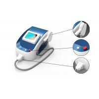 Buy cheap 600W handlepiece portable 808nm diode laser hair removal machine product