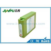 Buy cheap Colorful Heated Clothes Lithium Ion Battery 14.8V 3000Mah With Temperature Control product