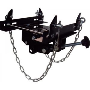 Buy cheap Removable 1100LBS Transmission Jack Adapter For Floor Jack product