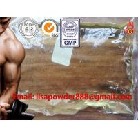 China Healthy Equipoise Boldenone Steroids For Mass And Strength , Yellow Liquid wholesale