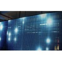 Buy cheap SMD5050 P16 Transparent Glass Display / 5000 Nit Transparent LED Display Screen product
