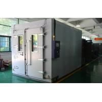 China Walk in stability Climatic Test Chamber / Custom environmental rooms wholesale