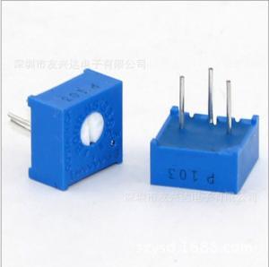 Buy cheap Potenciômetro 3386P do ajustador product