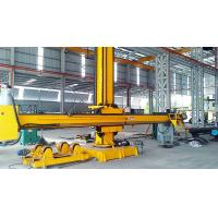 Buy cheap Motorized Wind Tower Welding Column And Boom Joint Welding Roller / Positioner product