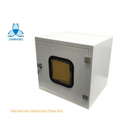 Buy cheap Mechanical Interlock Air Shower Pass Box For Clean Room product