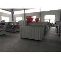 Buy cheap Pp Pe Raw Material Automatic Plastic Extrusion Machine With Frequency Control Speed Adjust product