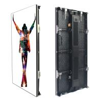 Buy cheap High Contrast 3.91mm Rental LED Display Wall Exhibition Outdoor 1000:1 product