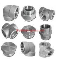 Buy cheap ASME SB366 WP3127 nickel alloy fittings product