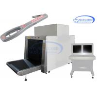Buy cheap Multi Energy X Ray Baggage Scanner , 38mm Steel Penetration X Ray Metal Detector product