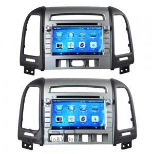 Buy cheap Car Multimedia Sat Nav For Hyundai Santa Fe Autoradio DVD Stereo VHS8013 product