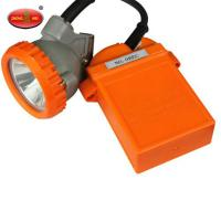 Buy cheap Portable RD500 1W-3W Coal Miner Mining Cap Lights Used  For Sale product