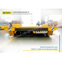Buy cheap Rail Bespoke Ramp Material Transfer Cart for In-plant Cargoes Handling product