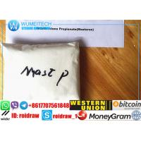 White Powder Masteron Enanthate Drostanolone Enanthate Anabolic Steroid CAS 472-61-145