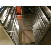 Bakery Display Stainless Steel Tray Rack Trolley For The Oven Chamber