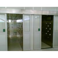 Buy cheap Intelligent Animal Lab / Semiconductor Clean Room Air Shower With Automatic Slide Door product