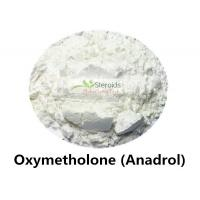 China Cutting Cycle Anadrol Anabolic Androgenic Steroids CAS 434-07-1 Raw Oxymetholone Powders wholesale